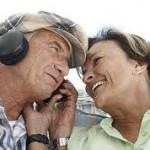 stariki slushaut musiku